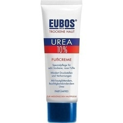 EUBOS TH UREA 10% FUSSCRE