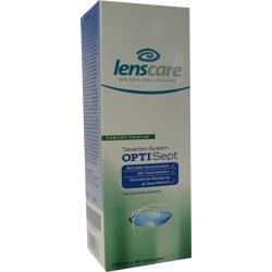 LENSCARE OPTISE350ML+45T+1