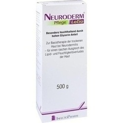 NEURODERM PFLEGELOTIO 500G